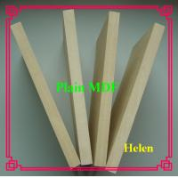 China Plain MDF (Medium-density firbreboard) for Furniture wholesale