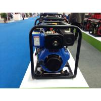 Buy cheap Recoil / Manual Start 3 inch Diesel Water Pump 288g / kw . h Fuel Consumption from wholesalers