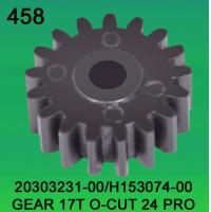 China 20303231-00 / H153074-00 GEAR TEETH-17 O-CUT FOR Noritsu LPS 24PRO minilab wholesale