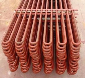 China 80MW Petroleum Industry CFB Boiler Superheater OEM TUV Superheater In Boiler wholesale