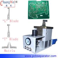 Buy cheap Professional Printed Circuit Board PCB Pneumatic Nibbler with Pneumatic Control from wholesalers