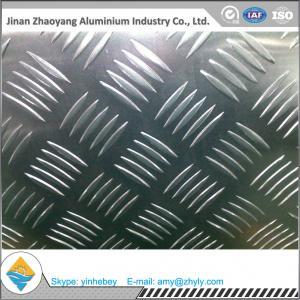 China H254 Mirror Polished Embossed Aluminum Sheet wholesale