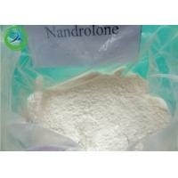 China White Crystalline Powder Nandrolone Steroid For Bodybuilding 434-22-0 wholesale