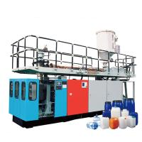 China 5PC Gallon Bottles Extrusion Blow Molding Machine With Electrical Control System wholesale