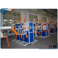 China Automatic Plastic Pipe Winding Machine / Tube Coiler Machine Double Disc wholesale