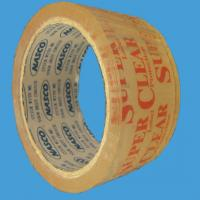 China High Temperature Resistance 45mic , 48mic , Bopp Adhesive Tape wholesale