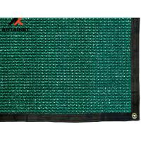 China 150 Gsm Dark Green Agriculture Shade Net With UV - Resistance wholesale
