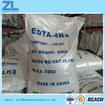 China EDTA TetrasodiumDihydrate ( EDTA-4NA• 2H2O) CAS No.: 13254-36-4 wholesale