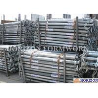China EN1065 Prop D30 With Working Range1.72m-3.0m for Supporting Slab Formwork wholesale