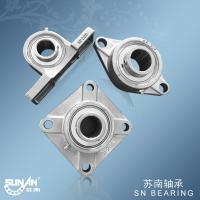 China High Precision Stainless Steel Pillow Block Bearing Units 12-50 Mm Bore Size wholesale