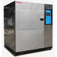 China CE Performance Thermal Shock Environmental Testing Equipment For Metal Plastics Rubber on sale