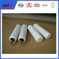 Quality CE ISO certification HDPE conveyor roller/ plastic roller/ Nylon roller for for sale