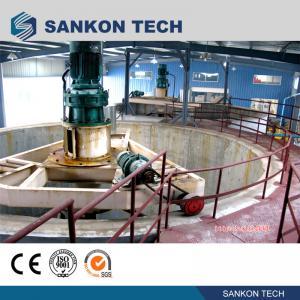 China Screw Connection 50m3 Mixer AAC Brick Making Machine/Waste Slurry Mixer wholesale