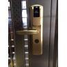 Buy cheap Fingerprint lock (V2013BL-PB) from wholesalers