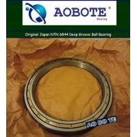 China Single Row NTN Deep Groove Ball Bearings 6844 With ABEC-4 In Creasing Machine wholesale