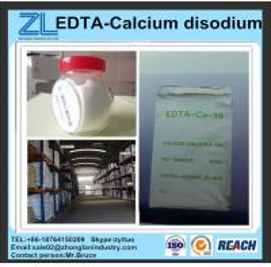 China EDTA-Calcium disodium for agriculture wholesale