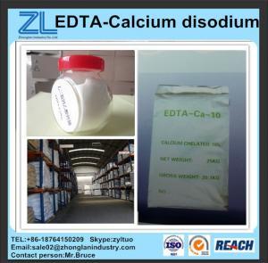 China EDTA-Calcium disodium white powder wholesale