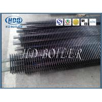 China Carbon Steel Boiler Fin Tube H Type Boiler Water Tube For Power Station Boilers wholesale