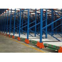 Buy cheap Aceally Material Handling Warehouse Mobile Radio Shuttle Racking&Shelving from wholesalers