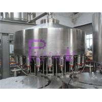 China Small Bottle Automatic Water Filling Machine Monoblock wholesale