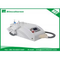 China Nd Yag Q Switched Laser Machien For Tattoo Removal / Pigmentation Removal wholesale