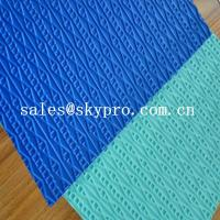 China Colorful Shoe Sole Rubber Sheet / soft recycled sheet customized Size wholesale
