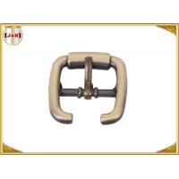 China Antique Brass Edge Hole Metal Sandal Shoe Buckles Zinc Alloy Material wholesale