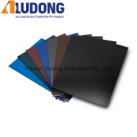 China 3mm Mould Proof Brushed 1220*2440mm Alu Composite Panel wholesale