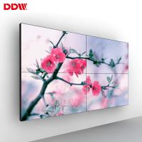 China Advertising Commercial Video Wall Built In Splicing Module Support Splice on sale
