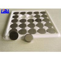 China Calculators Lithium Metal Battery , High Capacity Lithium Ion Battery Cr2032 wholesale