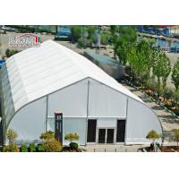 China 40 x 90 M With Fire Retardant White PVC Fabric TFS Tents For Events Heat Resistant wholesale