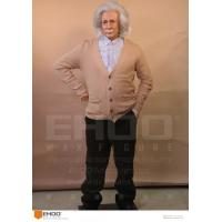 Wholesale Handmade Science Celebrity Wax Figure Einstein Realistic Silicone Wax Figure For Museum from china suppliers