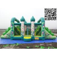 Forest Theme Inflatable Bounce House