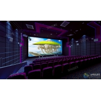 China SHUQEE Warm Welcomed SV 3D Cinema With Lifelike Picture Shock Resistance wholesale