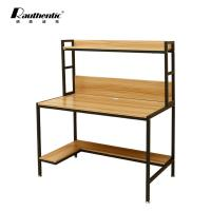 China Fashion Design Desktop Computer Desk Furniture / Personal PC Cool Computer Table wholesale