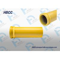 China Most popular St52 Concrete pumping pipe, delivery pipe, for stationary pump on sale
