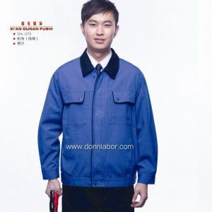 China 100% Cotton Newest Design Coal Mine Safety Coveralls Work Uniform wholesale