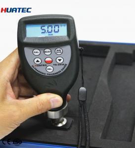 China Bluetooth Ultrasonic Thickness Gauge Measuring Wall Thickness Ultrasonic Thickness Probe wholesale
