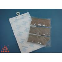 China Safe Moisture Proof Mineral Clay Desiccant Packs Totally Eliminate Leakage wholesale