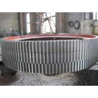 Buy cheap Big Gear for Rotavator Gearbox Double Helical Gear Transmission Gear for from wholesalers