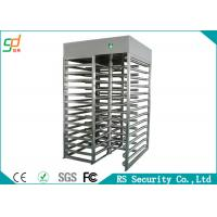 China Crowd Control Safety Half Full Height Turnstiles Children's Security Barrier on sale