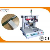 China LCD Display Programmable Hot Bar Soldering Machine 500 mm X 750 mm X 910 mm on sale