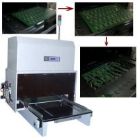 Buy cheap Electric Control PCB Separator Machine,Punching Mahine Highly Automatic from wholesalers