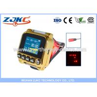 Wholesale 50mW Power Medical Laser Wrist Watch with 10 laser Diodes , 650nm Wavelength from china suppliers