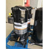 China Up To -45 Degree Refrigeration Copeland Scroll Compressor ZF06KQE - TFD - 551 Color Black wholesale