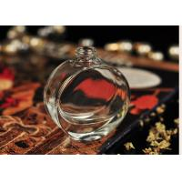 China Clear Glass Perfume Bottles wholesale