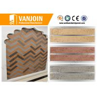 China Natural Clay Material Roman Stone Split Face Block For Exterior Wall Cladding on sale