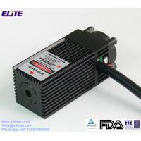 China Customized FDA Certify 532nm 500mw DPSS Green Laser Module with TEC Cooler&TTL Modulation wholesale