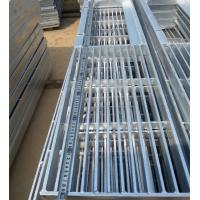China Steel grate drainage grating cover galvanized traffice trench grates wholesale