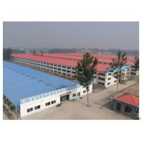 China Self - Tapping Screw Poultry Farm Structure Colored Steel Sheet wholesale